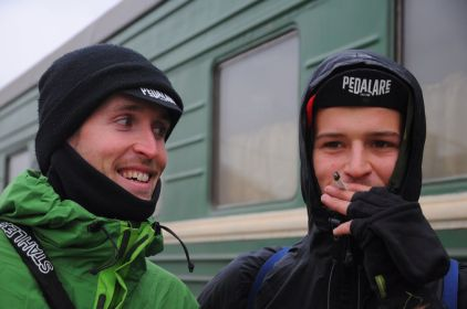 Colin and Brian