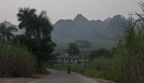 close to Vietnam